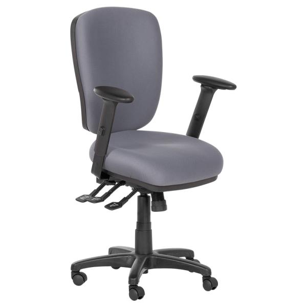 Офис стол - Clara сив