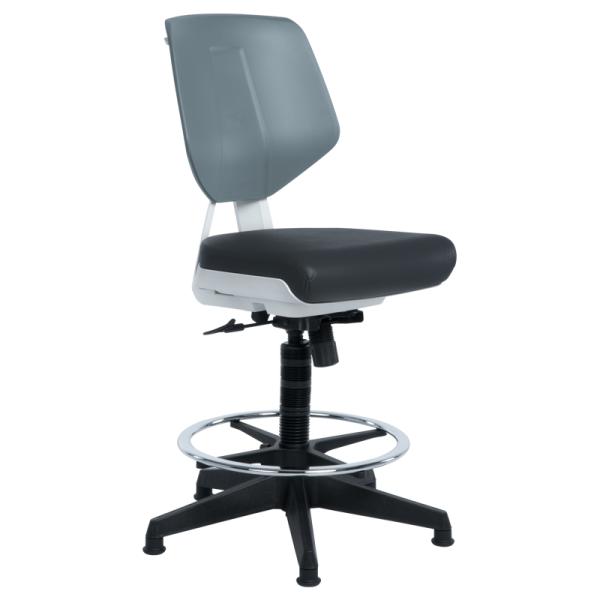 Офис стол - LAB черен AS