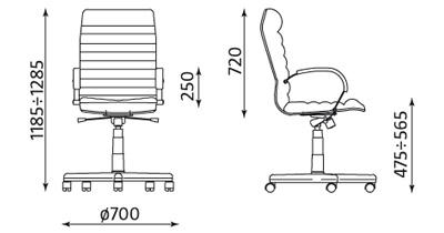 ORION steel Alu (with the Multiblock mechanism)