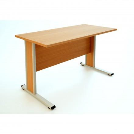 Основно бюро с метален крак