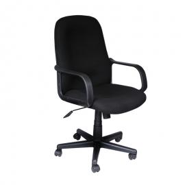 Офис стол-6001 черен