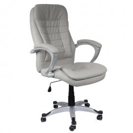 Офис стол-6013 сив