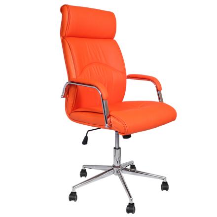 Офис стол-6050 оранжев