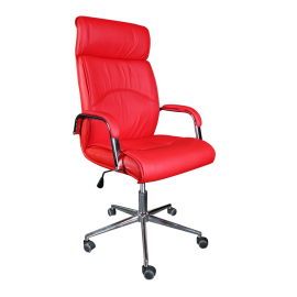 Офис стол-6050 червен