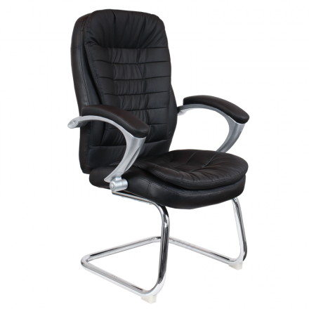 Офис стол-6054 черен