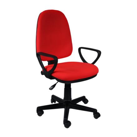 Офис стол-6064 червен