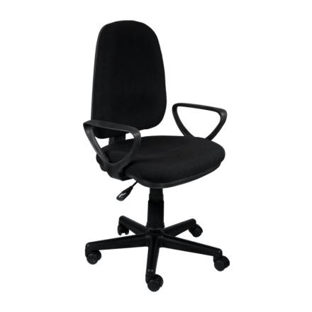 Офис стол-6064 черен