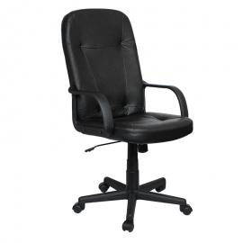 Офис стол-8012 черен