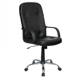 Офис стол-8013 черен