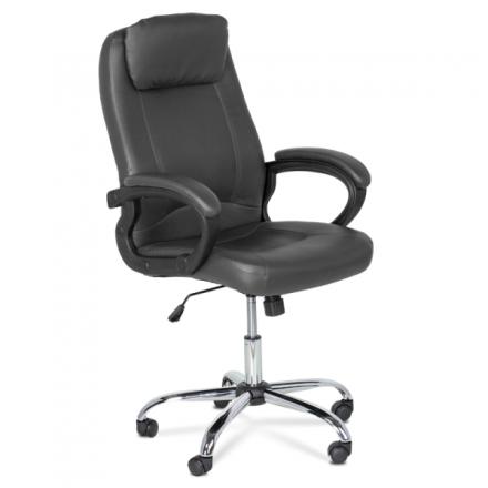 Офис стол-6131 черен