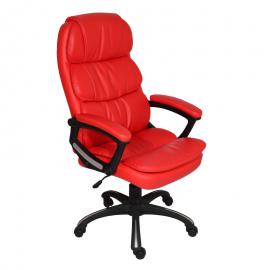 Офис стол-6034 червен