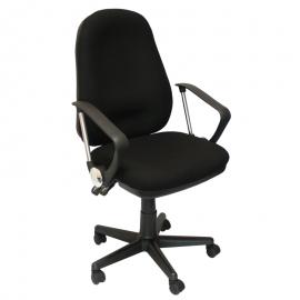 Офис стол-7069 черен