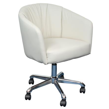 Офис кресло-2010 слонова кост