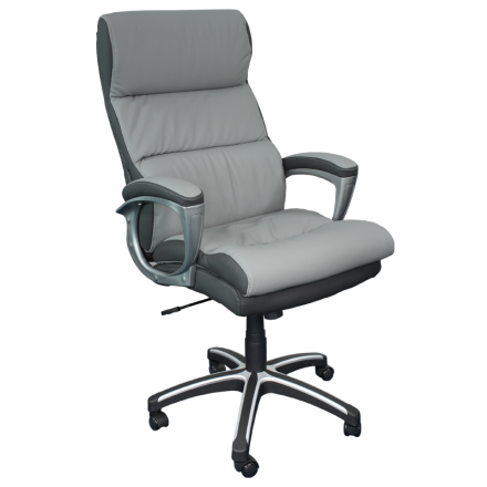Офис стол-5006 сив