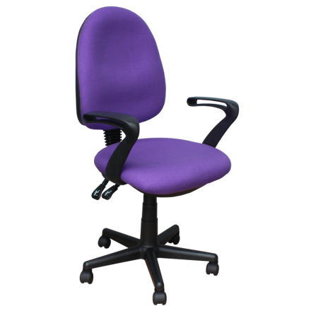 Офис стол – 6079 лилав