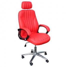 Офис стол-6058 червен