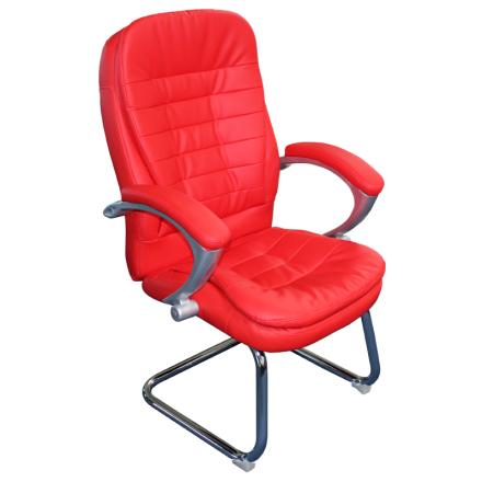 Офис стол-6054 червен