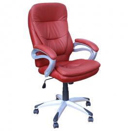 Офис стол-6056 вишна
