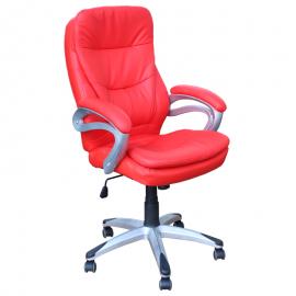 Офис стол-6056 червен