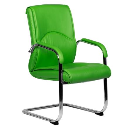 Офис стол 6040 – зелен