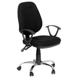 Офис стол – 7068-10 черен