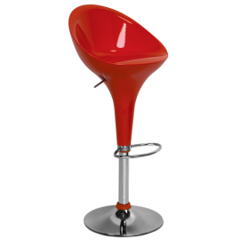 Бар стол – 3070 оранжев