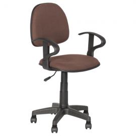 Стол-6012 кафяв
