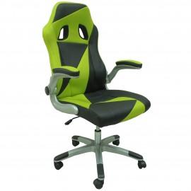 Офис стол-Form зелен
