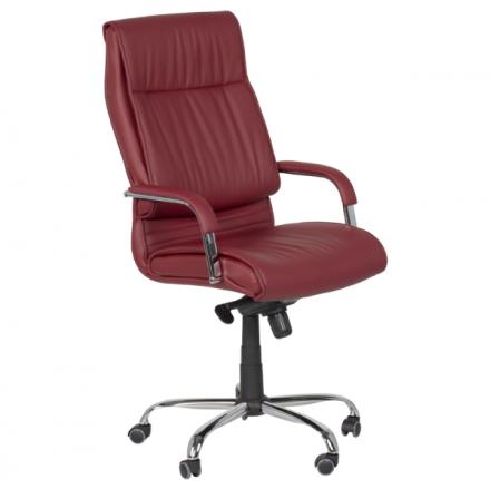 Офис стол-6502 вишна