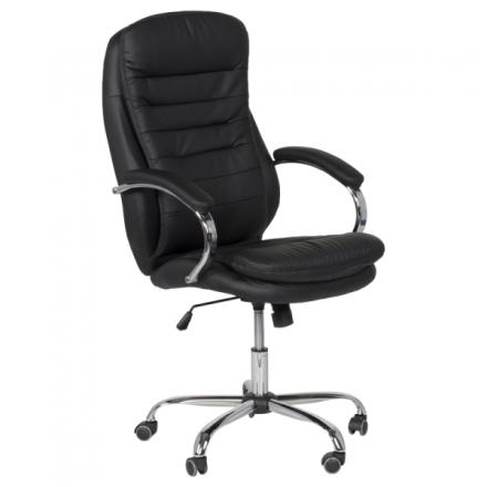Офис стол-6113 черен