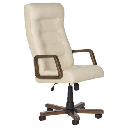 Офис стол – Royal бял