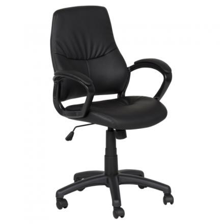 Офис стол-7570 черен