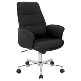 Офис кресло-7509 черен