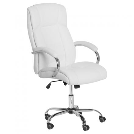 Офис стол – 6506 бял