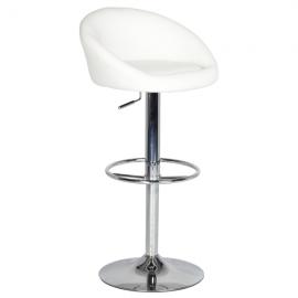 Бар стол – 3061 бял