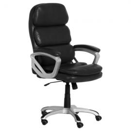 Офис стол-6549 черен