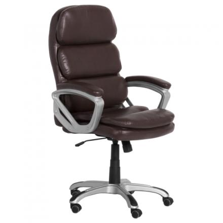 Офис стол-6549 какао