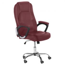 Офис стол-6505 вишна