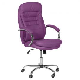 Офис стол-6113 лилав
