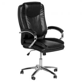 Офис стол-6132 черен
