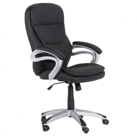 Офис стол-6156 черен