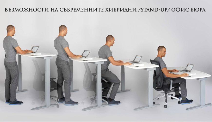 standup бюро